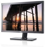 "DELL 3008WFP 30"" Nero monitor piatto per PC"