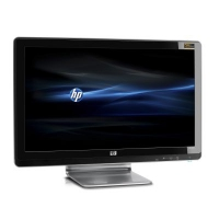 "HP 2210i 21.5 inch Diagonal LCD Monitor 21.5"" Full HD Nero monitor piatto per PC"