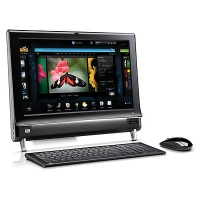 HP TouchSmart 300-1115es Desktop PC