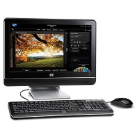 "HP Pavilion MS228es 1.6GHz 250u 18.5"" Nero"