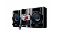 Sony MHC-GTZ2I Mini set 200W Nero