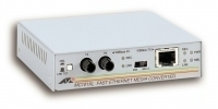 Allied Telesis 100TX to 100FX (ST) Multi-Mode Media Converter 100Mbit/s convertitore multimediale di rete