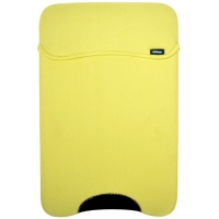 "Contour Design rE-versible sleeve 13"" 13"" Custodia a tasca Giallo"