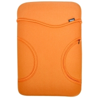 "Contour Design Pocket sleeve 13"" 13"" Custodia a tasca Arancione"