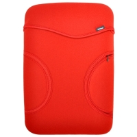 "Contour Design Pocket Sleeve 15"" 15"" Custodia a tasca Rosso"
