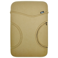 "Contour Design Pocket Sleeve 15"" 15"" Custodia a tasca Beige"