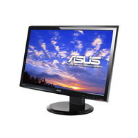 "ASUS VH242HL 23.6"" Full HD Nero monitor piatto per PC"