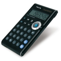 NGS Plus Keypad Calculator USB Numerico Nero tastiera