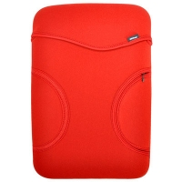 "Contour Design Pocket sleeve 13"" 13"" Custodia a tasca Rosso"