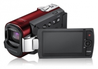 Samsung SMX-F40 0.8MP CCD Rosso