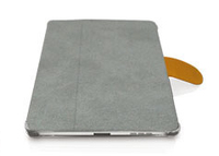 Macally Protective case / stand Grigio custodia per e-book reader