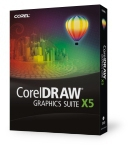Corel LCCDGSX5MLSTUC software grafico