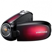 Samsung SMX-C200RP CCD Rosso videocamera