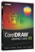Corel Graphics Suite X5, 1-10u, UPG, ML