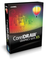 Corel CorelDRAW Graphics Suite X5 Manual Inglese manuale software