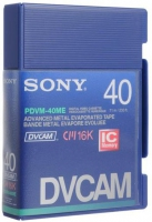 Sony PDVM-40ME Video ?assette 40min 1pezzo(i) audio/videocassetta