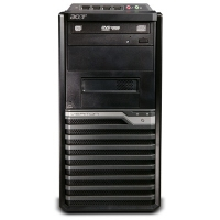 Acer Veriton M480G + warranty on-site 2 years 3.16GHz E8500 Torre Nero PC