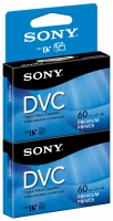 Sony DVM60PRR/2 Video ?assette 60min 2pezzo(i) audio/videocassetta
