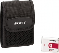 Sony ACC-CBG Cyber-shot Starter Kit: Case + Battery