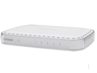 Netgear 5 Port Gigabit Desktop Switch GS605