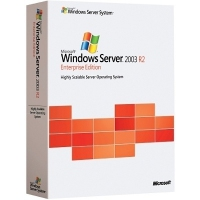 Fujitsu Windows Server 2003 R2 Enterprise, DVD