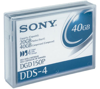 Sony Data Cart 20-40GB 150m DDS4 1pk