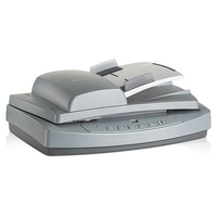 HP Scanjet 7650n Networked Document Flatbed Scanner Scanner piano