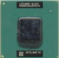 Intel Pentium Mobile ® ® 4 Processor - M 1.60 GHz, 512K Cache, 400 MHz FSB 1.6GHz 0.512MB L2 processore