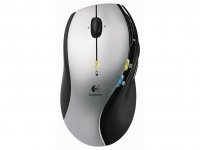 Logitech MXT610 Left-Hand Laser Cordless Mouse RF Wireless Laser mouse