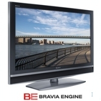 "Sony 46"" HD Ready LCD TV with BRAVIA ENGINE 46"" Nero TV LCD"