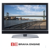 "Sony 32"" HD Ready LCD TV with BRAVIA ENGINE 32"" Nero TV LCD"