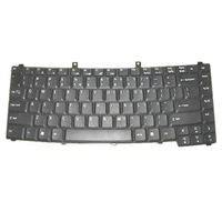 Acer KB.TAX07.001 QWERTY Inglese Nero tastiera