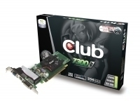CLUB3D 7300GS 256MB Retail GeForce 7600 GDDR2