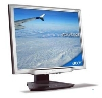 "Acer AL2023 20.1"" Argento monitor piatto per PC"