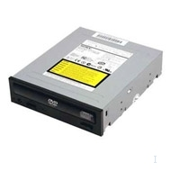 Sony DVD-RW drive with DVD-RAM support (Black Bezel) Interno Nero lettore di disco ottico