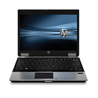 "HP EliteBook 2540p Notebook PC (ENERGY STAR) 2.13GHz i7-640LM 12.1"" 1280 x 800Pixel Argento"