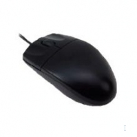 Logitech Value Optical Mouse (Black) (S90) PS/2 Ottico 400DPI mouse