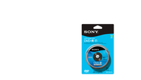 Sony 10 DVD-R 1.4GB DVD-R