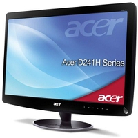 "Acer D241Hbmi 24"" Full HD Nero monitor piatto per PC"