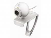 Logitech Quickcam Express 640 x 480Pixel Bianco webcam