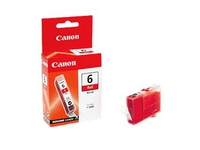 Canon BJ Cartridge BCI-6R RED Rosso cartuccia d
