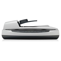 HP Scanjet 8270 Document Flatbed Scanner Scanner piano 4800 ? 4800DPI A4 Nero, Grigio