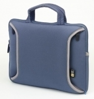 "Case Logic 10"" Neoprene DVD Player Shuttle Case Neoprene Blu"