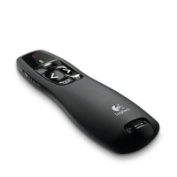 Logitech R400 Nero puntatore wireless