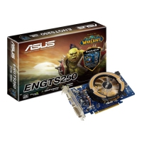 ASUS ENGTS250/DI/512MD3/WW GeForce GTS 250 GDDR3