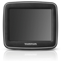 "TomTom Start² Central Europe Traffic Palmare/Fisso 3.5"" Touch screen 125g Nero navigatore"