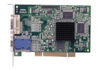 Matrox G45FMDVP32DSF GDDR scheda video
