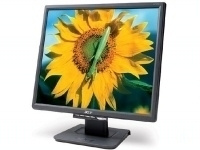 "Acer AL1706 17"" Argento monitor piatto per PC"