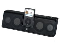 Logitech mm50 Portable Speakers for iPod Nero altoparlante