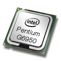Intel Pentium ® ® Processor G6950 (3M Cache, 2.80 GHz) 2.8GHz 3MB L3 processore